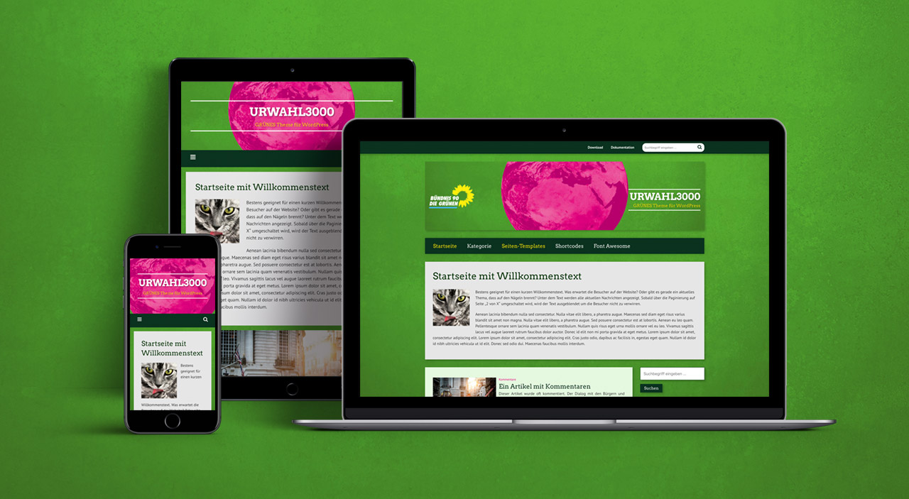 Wordpress Dating-Seite